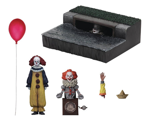 NECA It (2019) Sewer Deluxe Accessory Set
