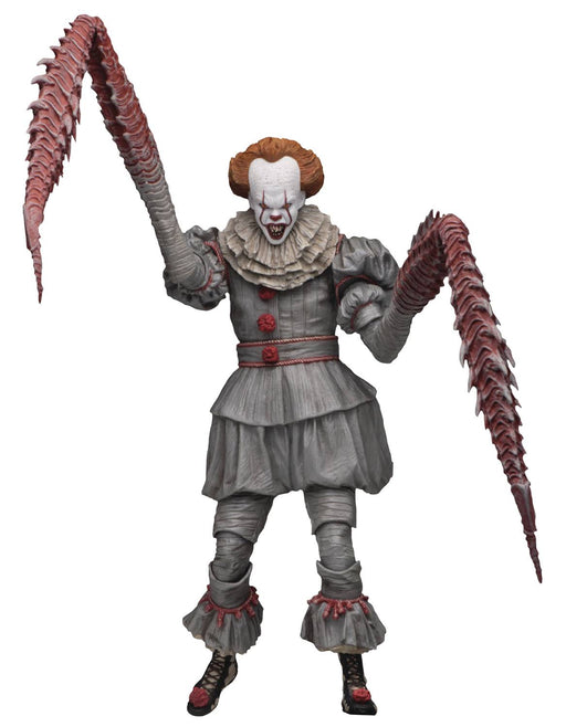 "NECA IT (2017) - Ultimate Dancing Clown Pennywise 7"" Action Figure"
