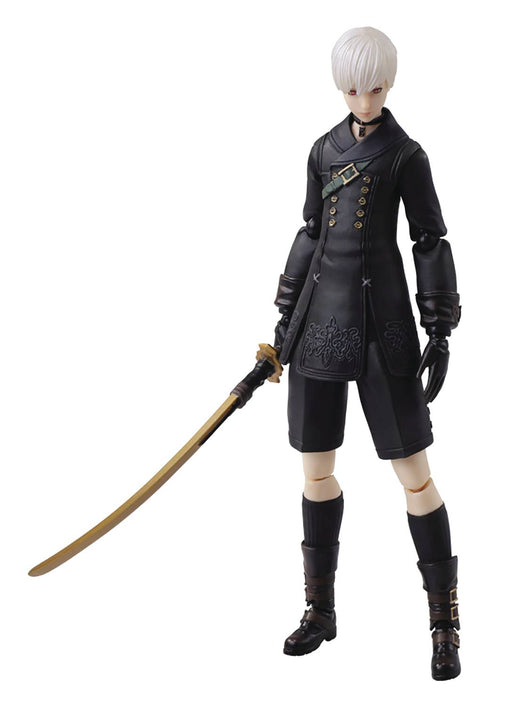 Square Enix Bring Arts - NieR: Automata 9S (Yorha No. 9 Type S) Action Figure