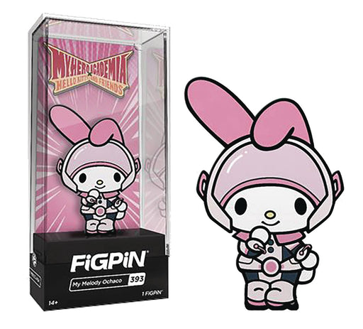 FiGPiN My Hero Academia x Hello Kitty - My Melody Ochaco Collectible Enamel Pin
