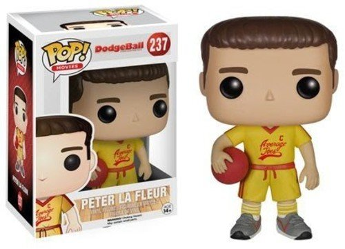 Funko Pop! Moves: Dodgeball - Peter La Fleur