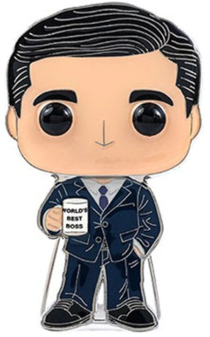 Funko Pop! Pins: The Office - Michael Scott