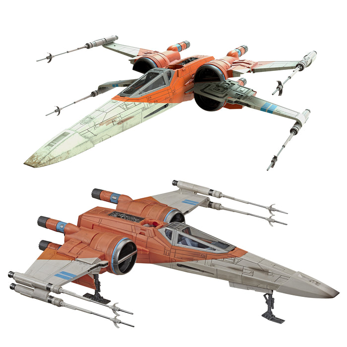 Star Wars The Vintage Collection Poe Dameron S X Wing Fighter