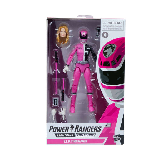 Hasbro Power Rangers: Lightning Collection - S.P.D. Pink Ranger