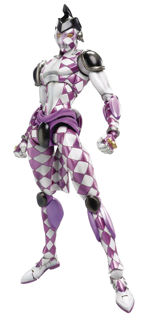 Medicos JoJo's Bizarre Adventure Part 5 - Purple Haze Chozokado Action Statue