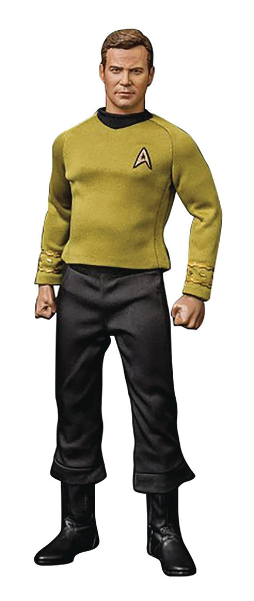 QMx: Star Trek Master Series - Captain Kirk 1/6th Scale Action Figure