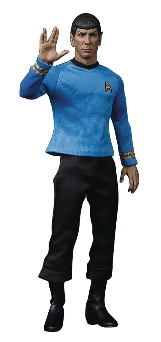 QMx: Star Trek Master Series - Mr. Spock 1/6th Scale Action Figure
