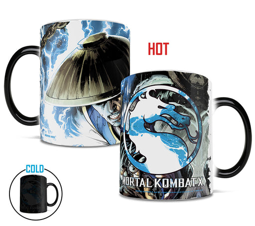 Morphing Mugs Mortal Kombat X (Lord Raiden) Heat-Sensitive Mug