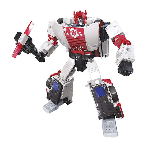 Transformers Generations Selects Deluxe Class Red Alert