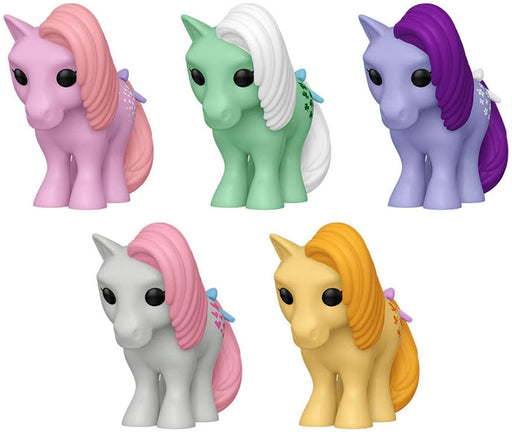 Funko Pop! Retro Toys: My Little Pony (Set of 5)