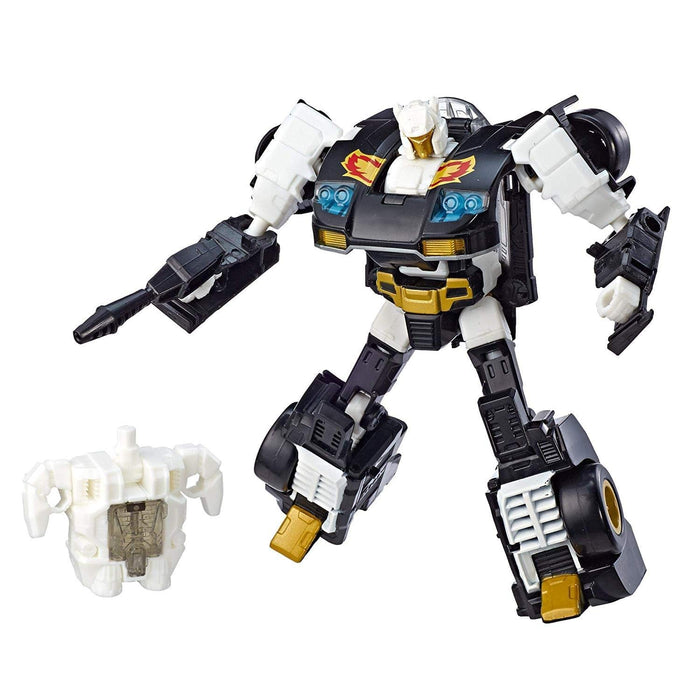 Transformers Generation Selects Deluxe Ricochet Action Figure (Stepper Version)