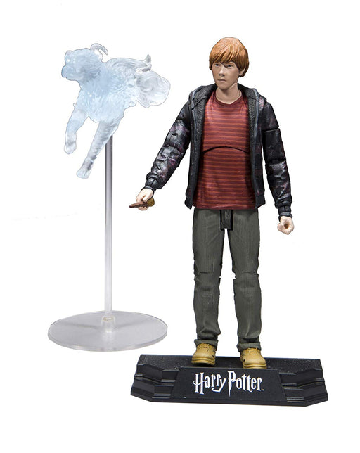 McFarlane Toys Harry Potter & The Deathly Hallows Pt. 2 - Ron Weasley Action Figure