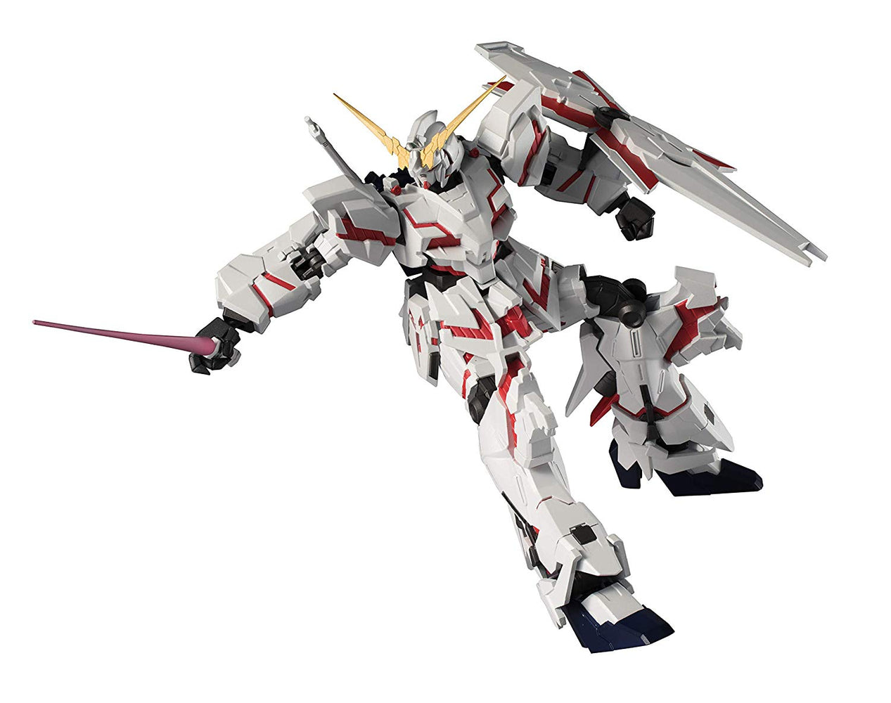 Bandai Tamashii Nations: Gundam Universe - Mobile Suit Gundam RX-0 Unicorn Gundam Action Figure