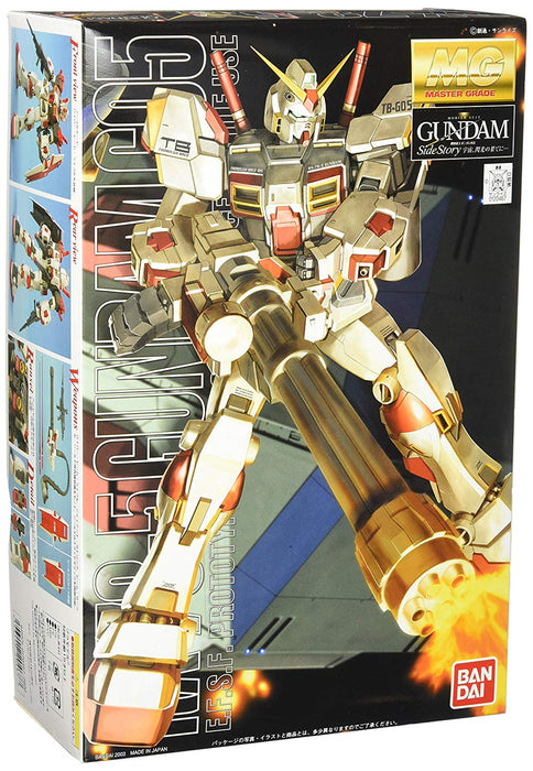 Bandai Hobby Gundam Encounters in Space - RX-78-5 1/100 MG Model Kit