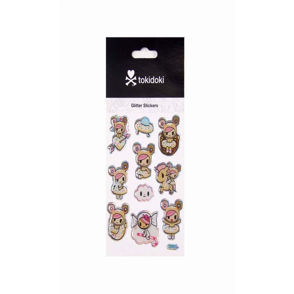 Tokidoki Donutella & Her Sweet Friends Stickers