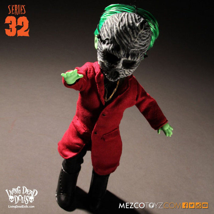 Mezco Living Dead Dolls Series 32 - Ernest Lee Rotten
