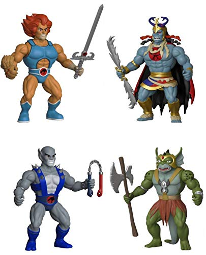 Funko Savage World: Thundercats Series 1 (Set of 4)