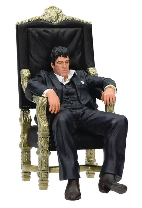 "SD Toys Scarface: Tony Montana Movie Icons 7"" Action Figure"