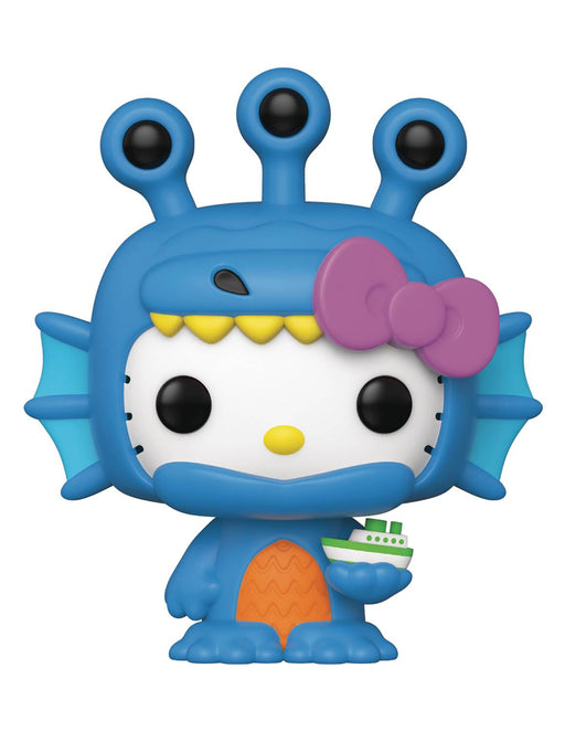 Funko Pop! Sanrio: Hello Kitty Kaiju - Sea Kaiju