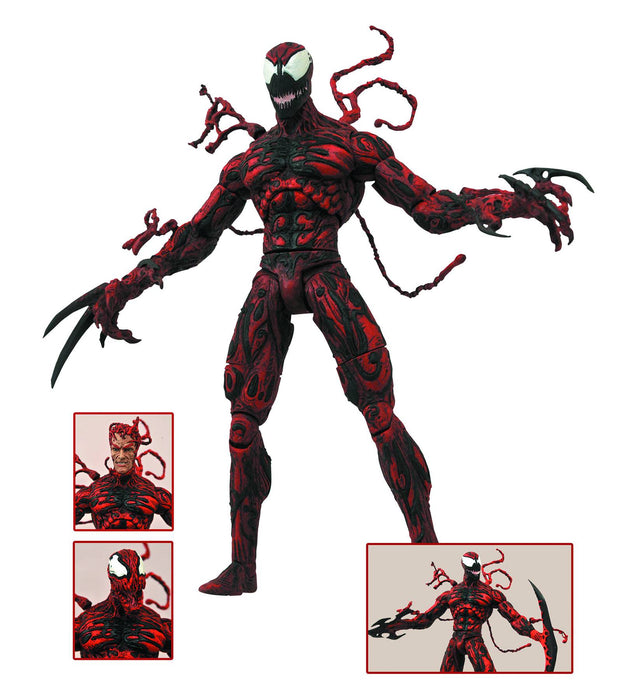 Diamond Select Toys: Marvel Select - Carnage Action Figure