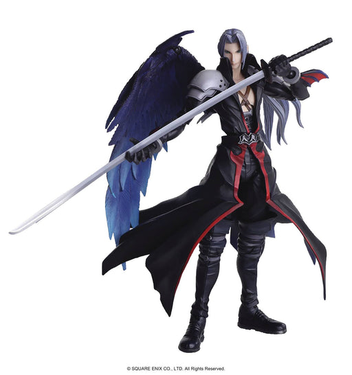 Square Enix Final Fantasy VII Bring Arts Sephiroth (Another Form Var.)