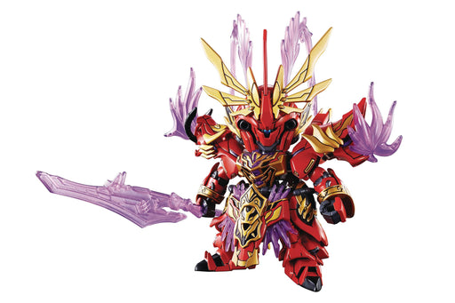 Bandai Hobby SD Sangoku Soketsuden - Lu Bu Sinanju & Red Hare SD Model Kit