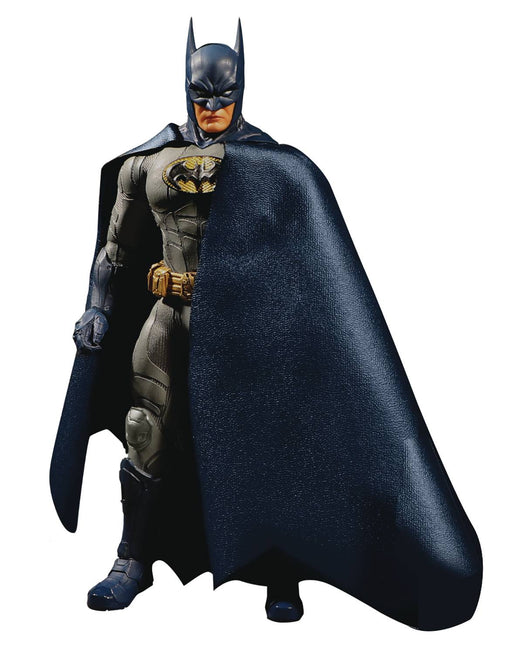 Mezco One:12 Collective DC Comics - Sovereign Knight Batman (Blue Version)