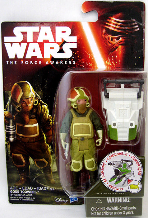 Star Wars: The Force Awakens 3.75-Inch Goss Toowers Action Figure