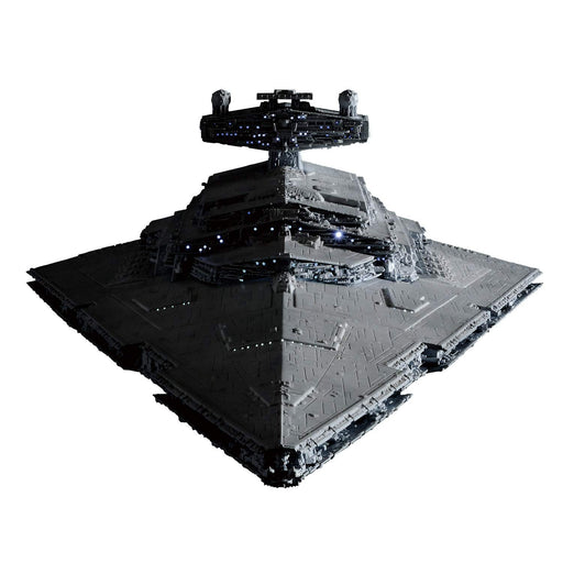 Bandai Hobby Star Wars Star Destroyer 1/5000 Plastic Model Kit (Lighting Model - First Production Limited Ver.)