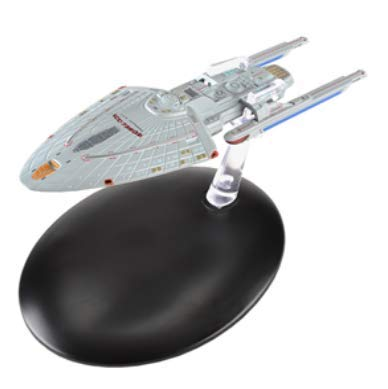 Star Trek Starships Vehicle & Collectors Magazine Exclusive: U.S.S. Voyager (Sternbach Concept)