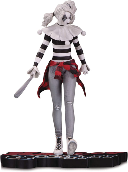 DC Collectibles Harley Quinn: Red, White & Black - Harley Quinn by Steve Pugh Statue
