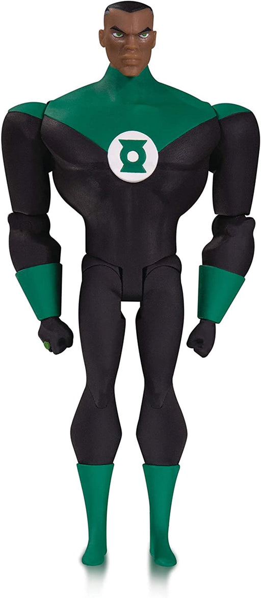 DC Collectibles Justice League Animated - Green Lantern John Stewart Action Figure