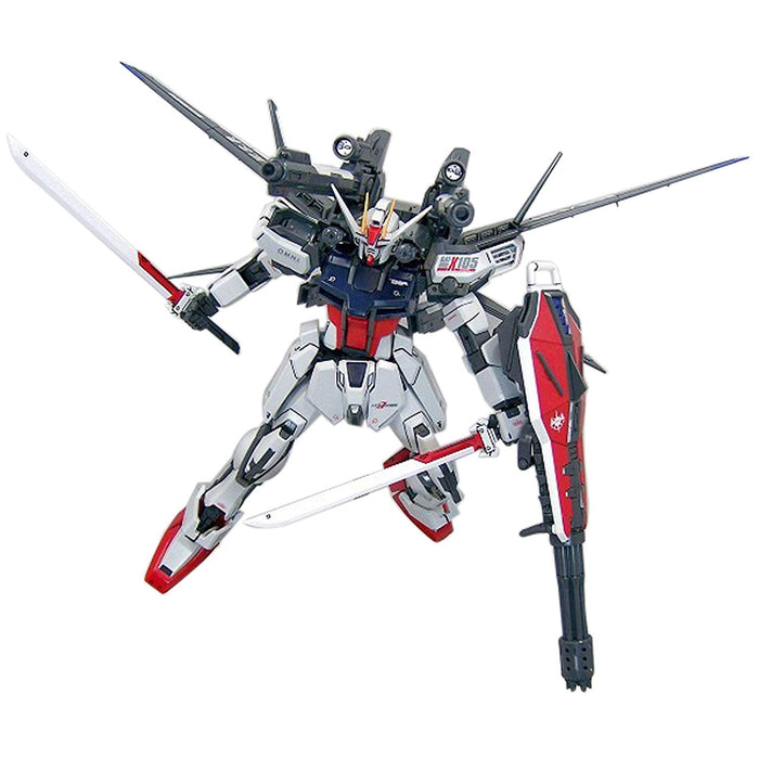 Bandai Hobby Gundam SEED - Strike Gundam IWSP MG Model Kit