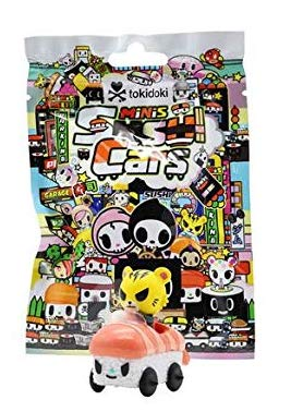 Tokidoki Sushi Car Minis Blind Bag