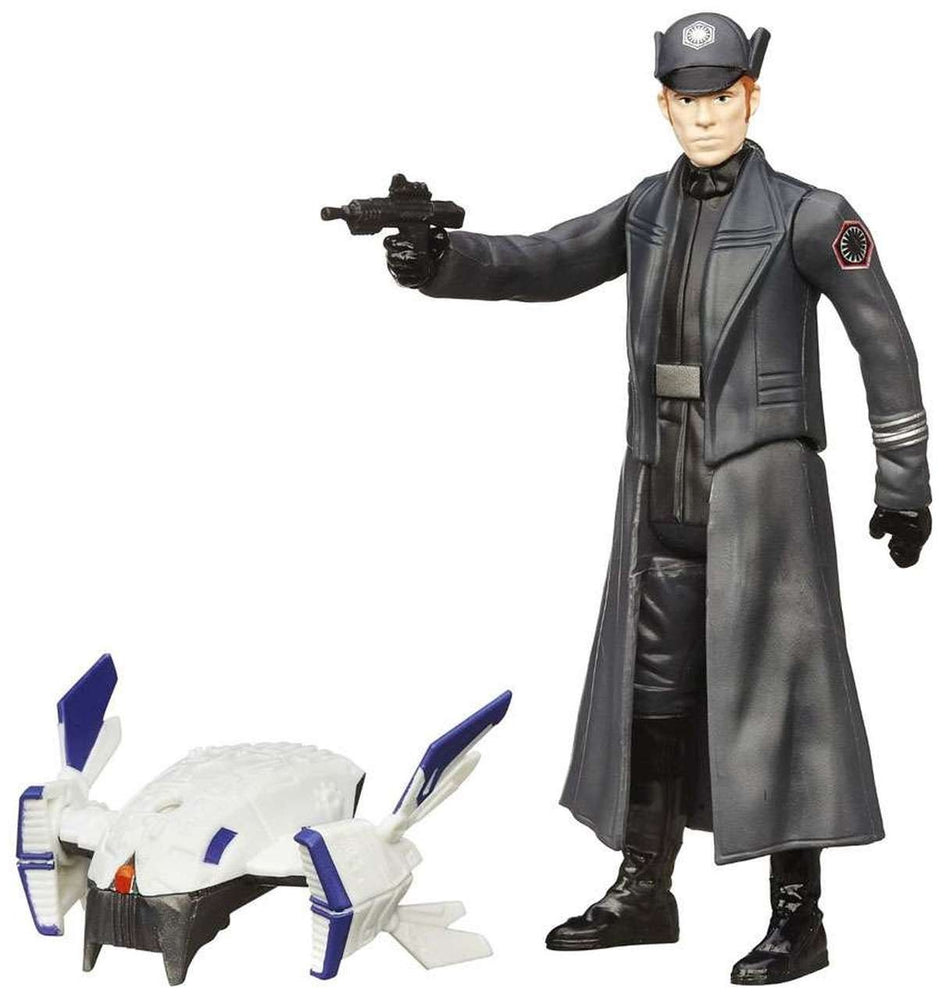 Star Wars: The Force Awakens: First Order General Hux 3.75-inch Action Figure