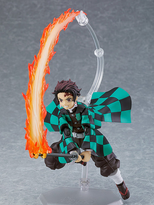 Max Factory Demon Slayer: Kimetsu no Yaiba - Tanjiro Kamado Figma (DX Edition)