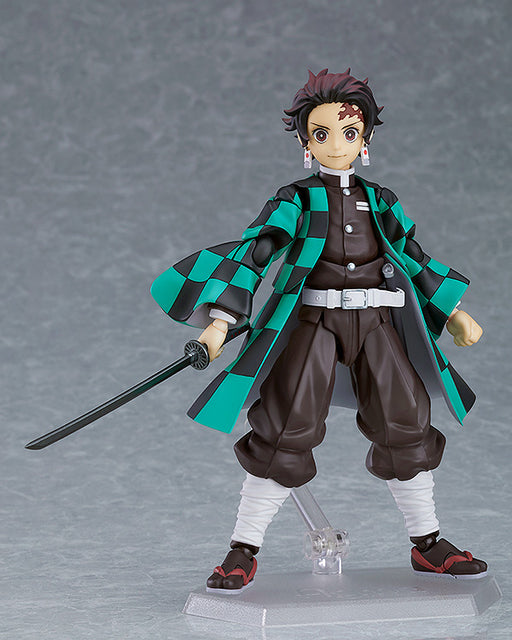 Max Factory Demon Slayer: Kimetsu no Yaiba - Tanjiro Kamado Figma