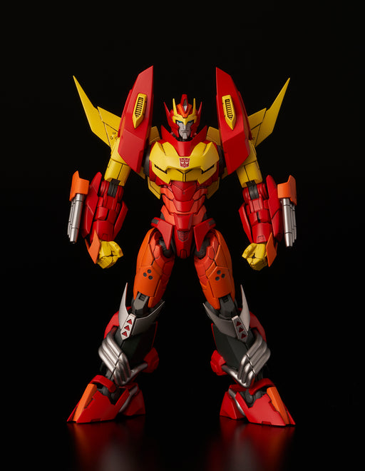 Flame Toys Transformers - IDW Rodimus Prime Model Kit