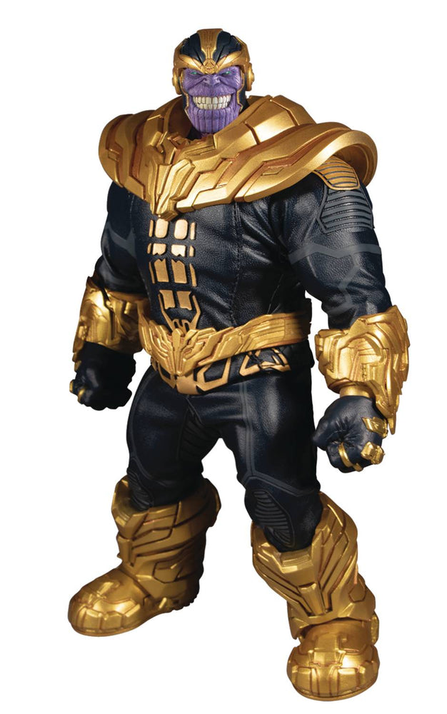 Mezco One:12 Collective Marvel - Thanos Action Figure