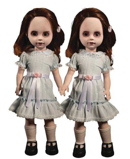 Living Dead Dolls present The Shining: Talking Grady Twins