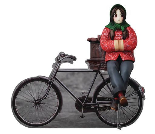 Emontoys The Outcast - Feng Baobao (Winter Ver.) 1/10th Scale PVC Figure