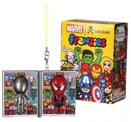 Tokidoki Marvel Frenzies Mini-Comic Blind Box