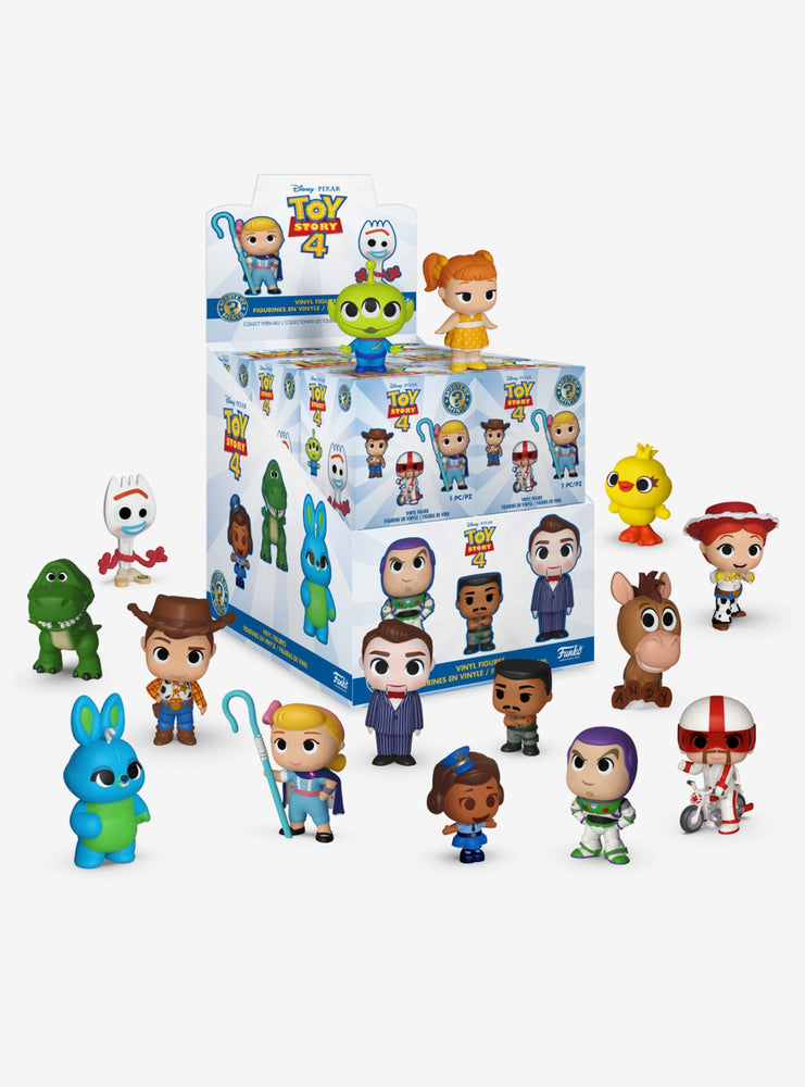 Funko Disney's Toy Story 4 Mystery Mini Blind Box Display (Case of 12)