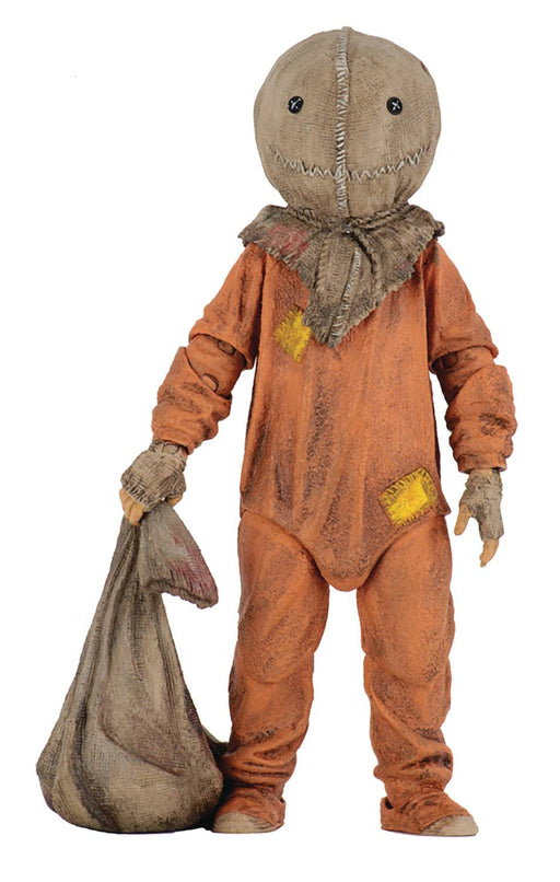 NECA Trick R Treat: Ultimate Sam 5-inch Action Figure