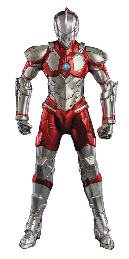 ThreeZero Ultraman Suit (Anime Edition) 1/6 Scale Action Figure