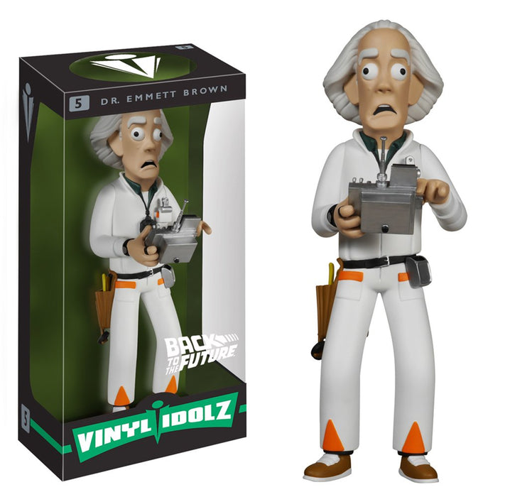 Funko Vinyl Idolz: Back to the Future - Doc Brown