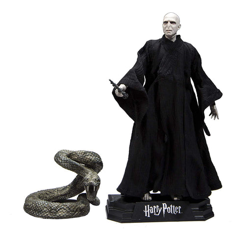 McFarlane Toys Harry Potter & The Deathly Hallows Pt. 2 - Voldemort Action Figure