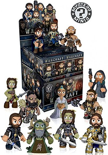 Funko Warcraft Mystery Mini Blind Box Display (Case of 12)
