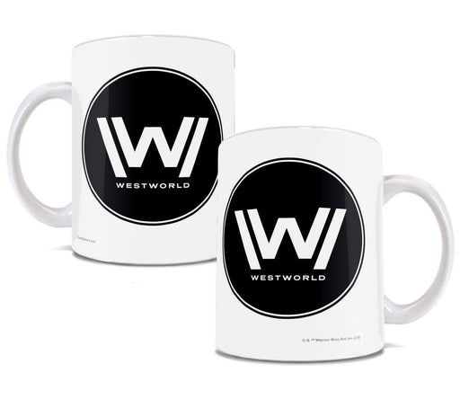 Trend Setters Westworld (Logo) 11-oz. Coffee Mug