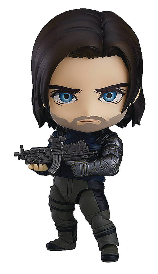 Good Smile Avengers: Infinity War - Winter Soldier w/ Rocket Raccoon  (DX Version) Nendoroid
